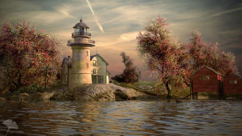 Великолепие маяков. Избранное (29фото)