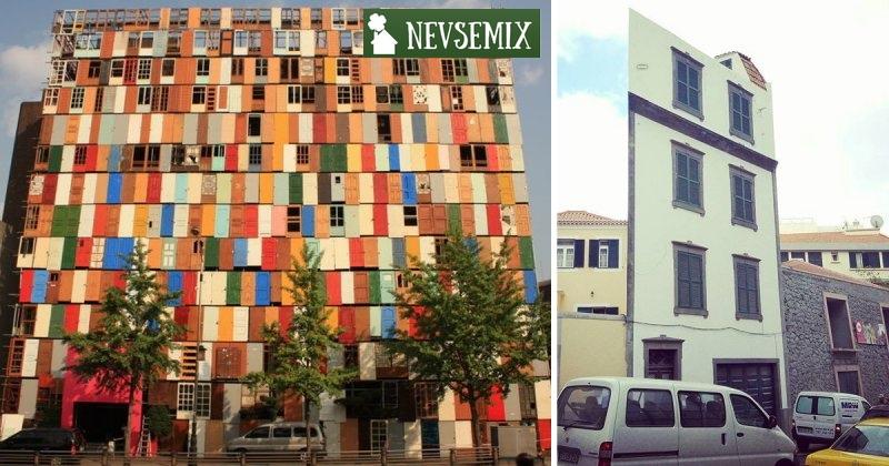 Эти архитекторы были или идиотами, или гениями (25фото)