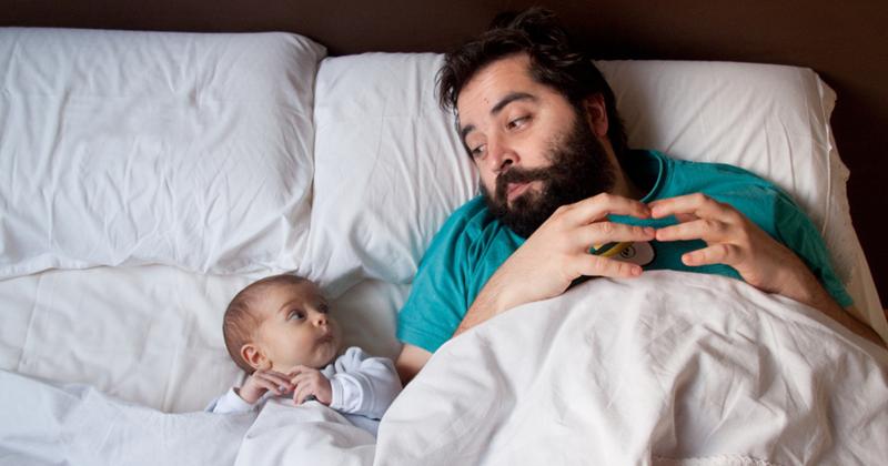 100 фотографий, убеждающих, что отцовство делает мужчин еще лучше (100фото)