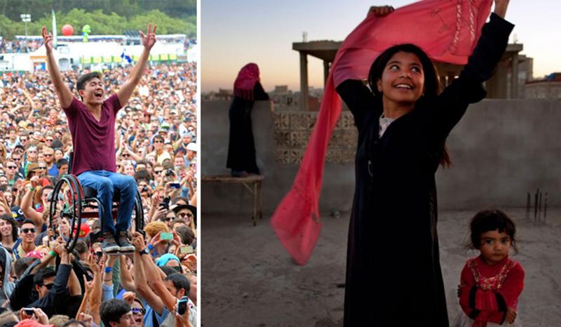 15 фотографий, которые демонстрируют силу человеческого духа (16фото)