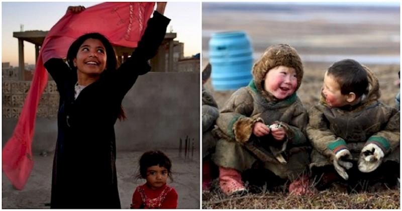 Эти фотографии - впечатляющее напоминание о силе человеческого духа (16фото)
