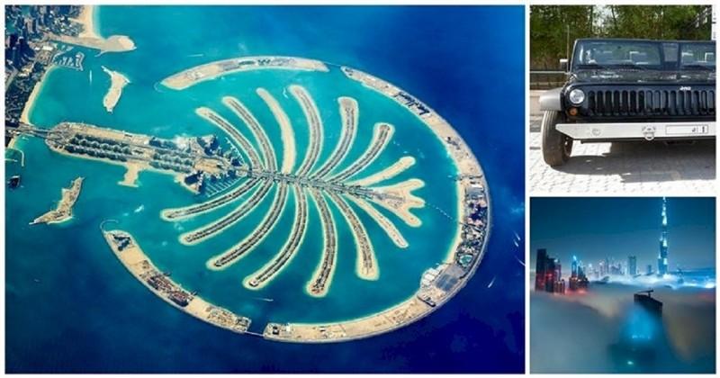 Эти дорогие безумства вы увидите только в Дубае! (16фото)