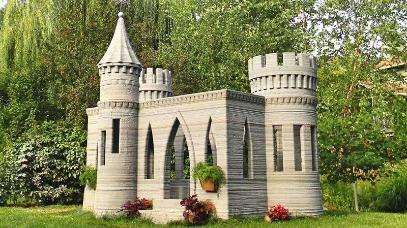 10 весьма необычных способов построить дом (21фото)