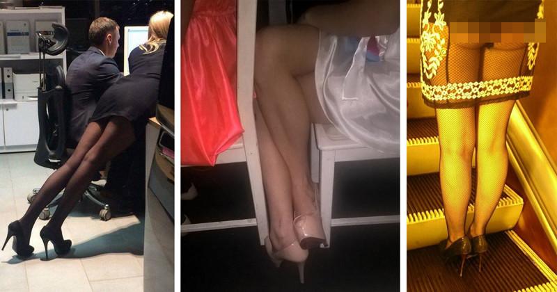 Весомые причины, по которым короткие ноги - это хорошо (21фото)