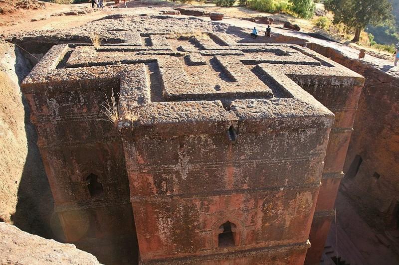 Скальные храмы (31фото)