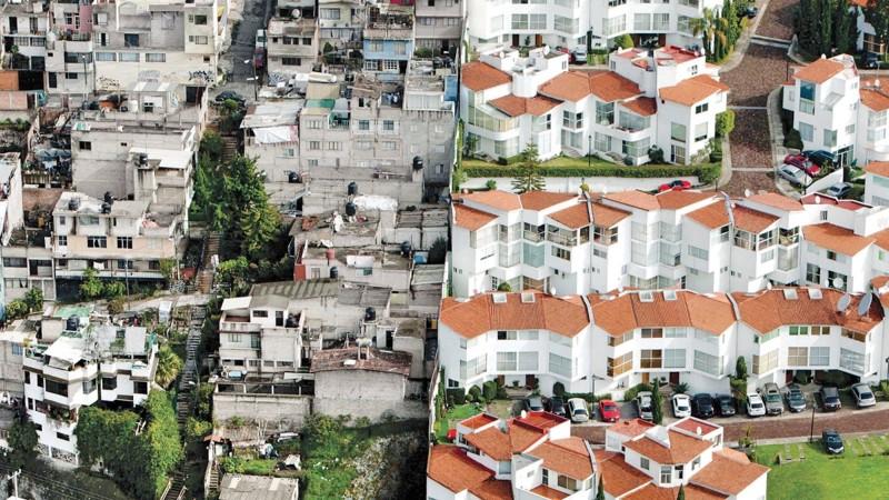 Как выглядит социальное неравенство в разных городах и странах (26фото)