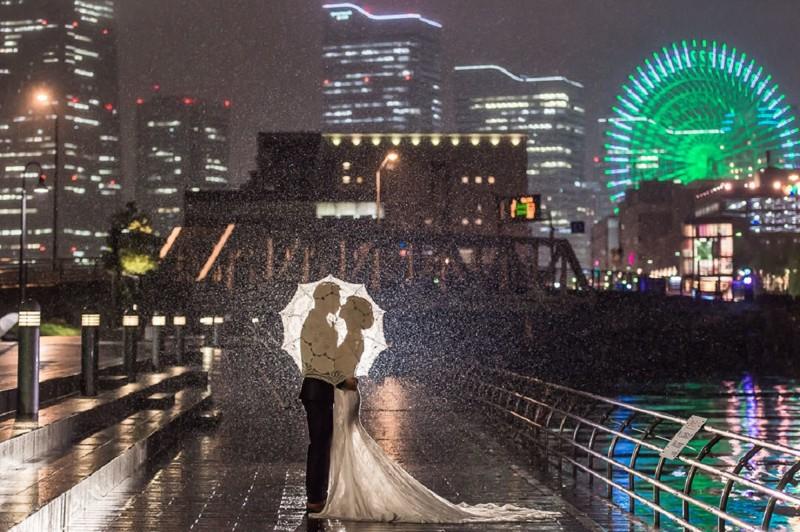 Эти свадебные фото - настоящие произведения искусства! (20фото)