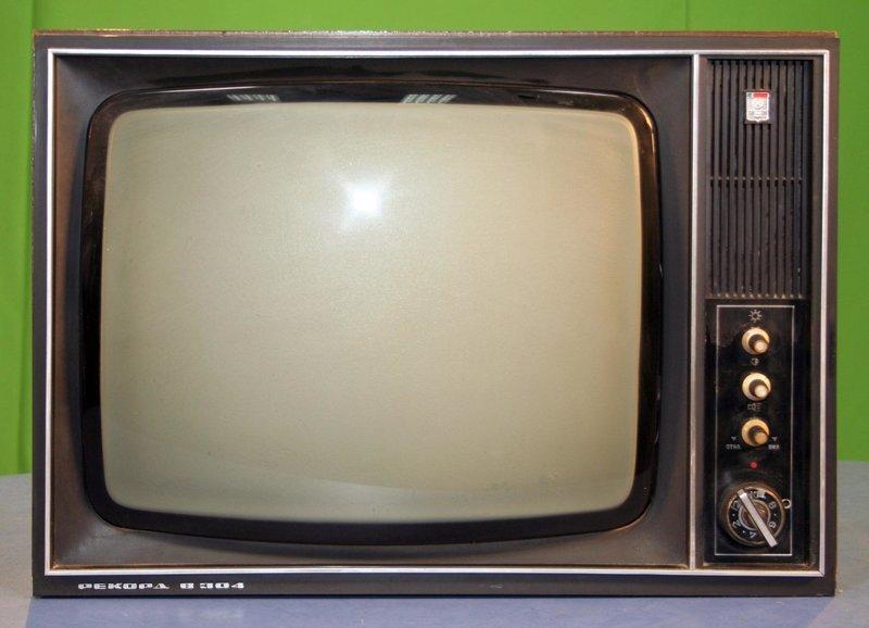 Телевизоры нашего детства (26фото)