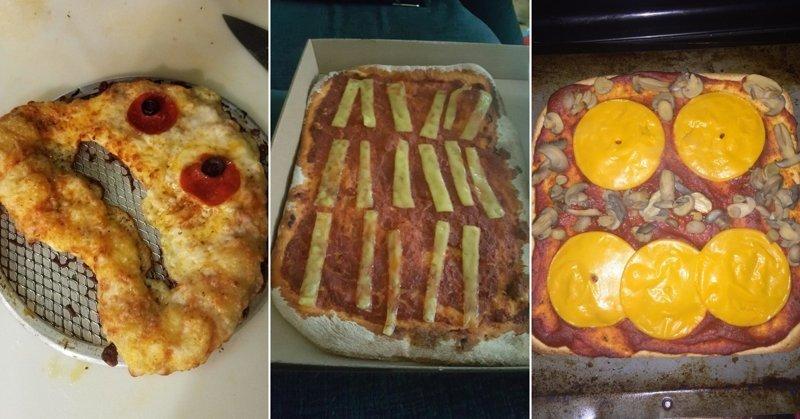 18 свидетельств того, что преступления против пиццы существуют (21фото)