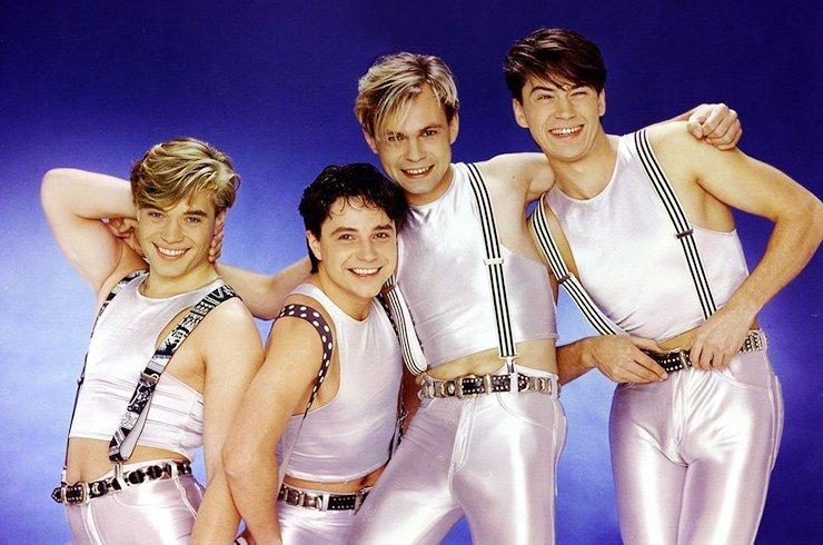 Леонтьев, Шура и другие знаменитые мужчины из 90-х, чьи наряды вызывают массу вопросов (30фото)