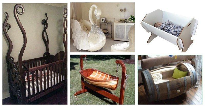 Идеи для спокойного сна родителей и новорожденных (33фото)