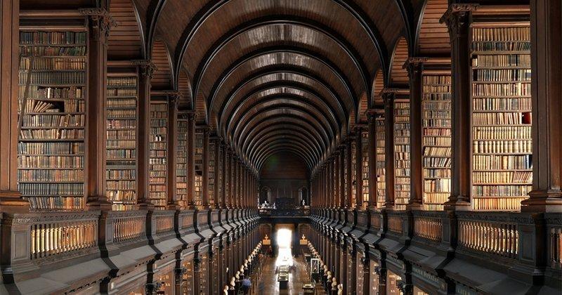 Самые грандиозные библиотеки мира (43фото)