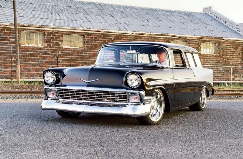 Chevrolet Nomad (10фото)