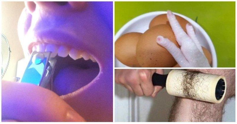 19 неприятных фотографий, которые невозможно развидеть (20фото)
