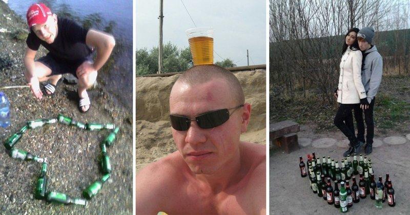 Губит людей не пиво: о напитке, без которого люди не могут прожить и дня (21фото)