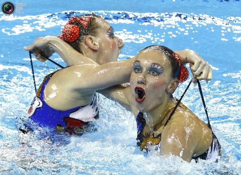Неудачные фото спортсменов (15фото)