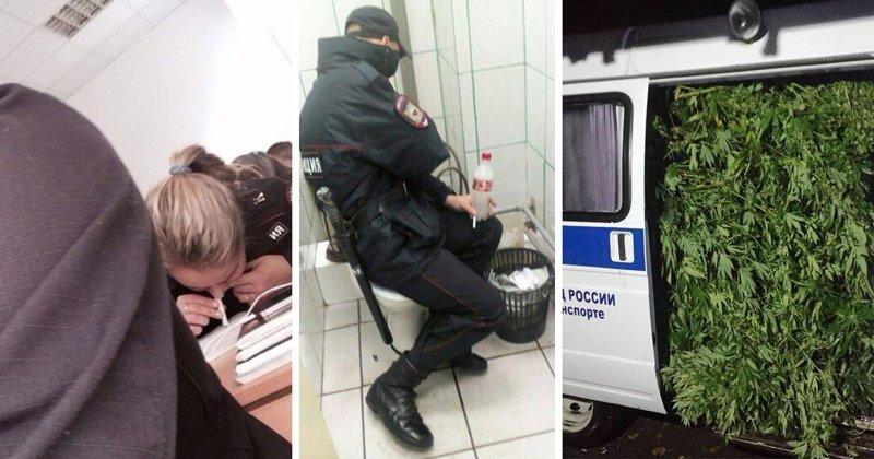 Типичные будни полиции, о которых многие не догадываются (24фото)