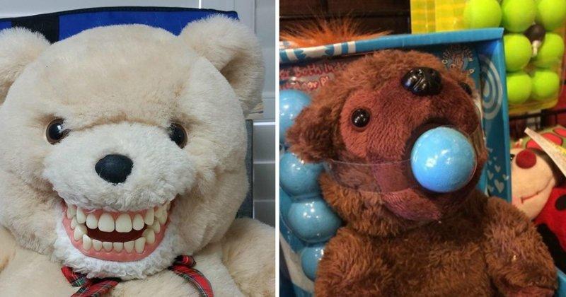 15 игрушек, которые вы никогда не купите своим детям (16фото)