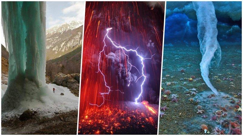 25 фотографий, доказывающих, что природа полна удивительных вещей (26фото)
