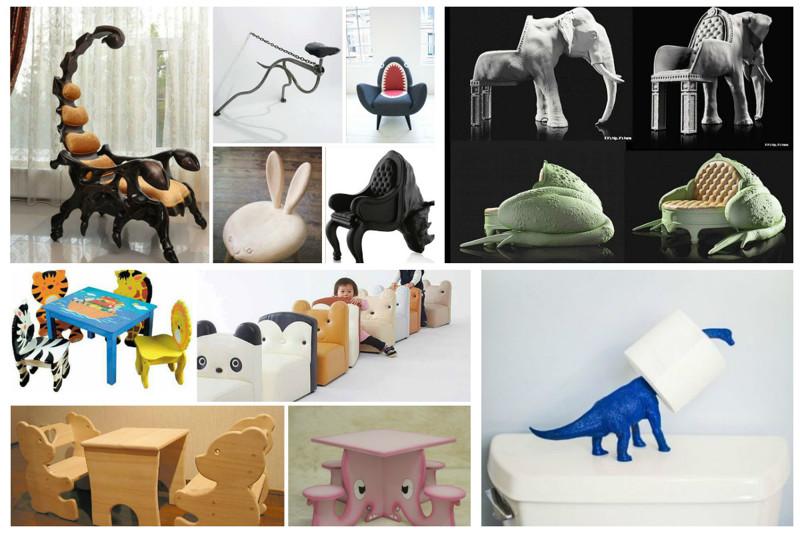 Забавные дизайнерские идеи для тех, кто любит животных (29фото)