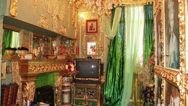 Адское очарование российских квартир (20фото)