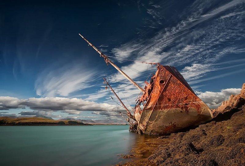Корабли, которые уже никуда не поплывут (ч.3)