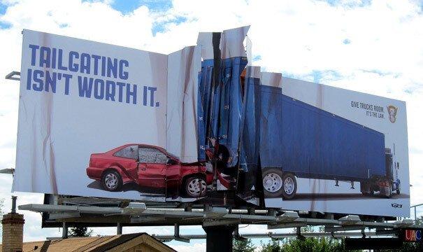 Топ самой необычное рекламы в мире (8фото)