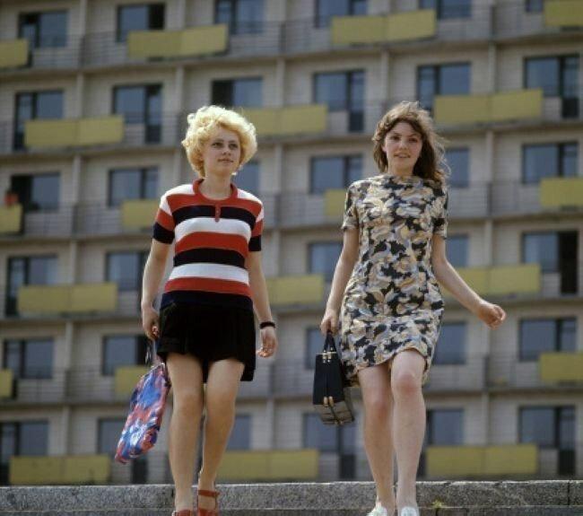 Фотографии СССР которые я вижу впервые. Часть 9. Фоторепортаж (109фото)