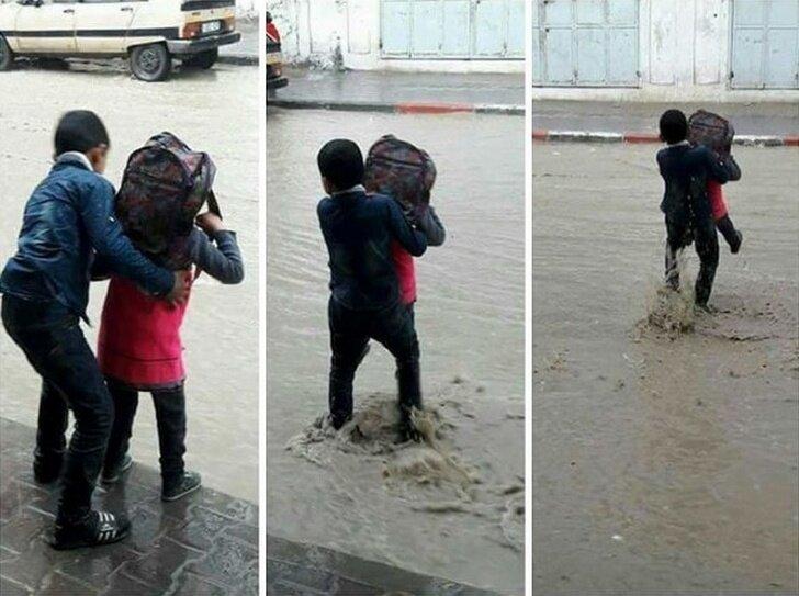 Фотографии, которые напомнят вам о том, что в мире еще очень много хорошего (20фото)
