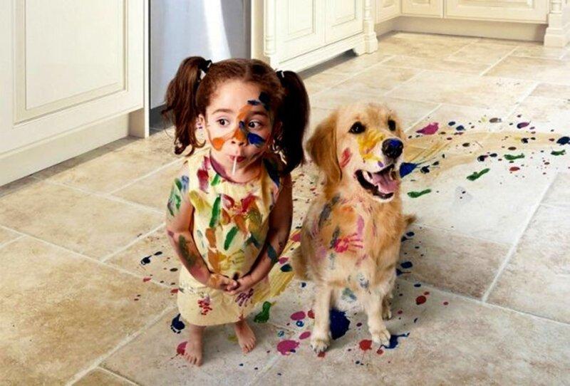 Почему детей не всегда можно оставлять без присмотра (40фото)