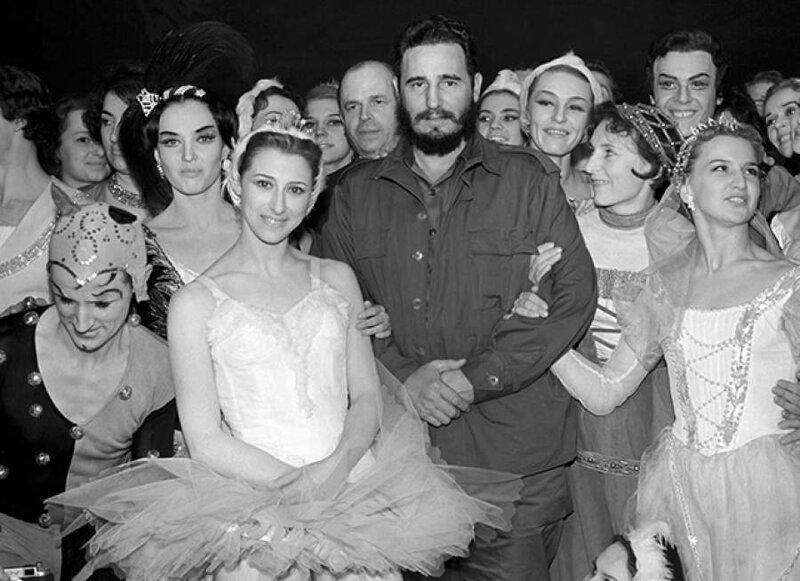 Фотографии отдыха зарубежных знаменитостей в России (55фото)