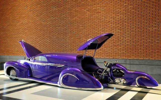 Необычные мотоциклы (31фото)