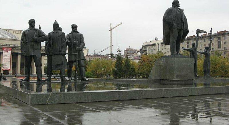 Памятники города Н (26фото)