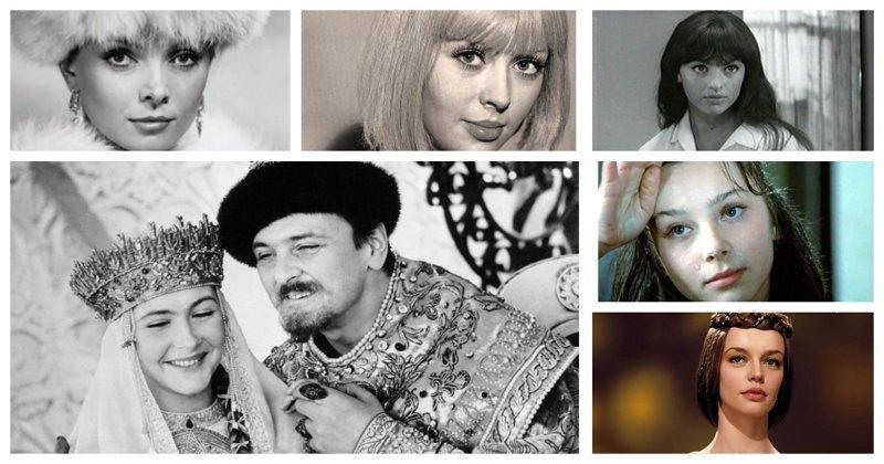 15 безумно красивых актрис из СССР, которых мало кто помнит (18фото)