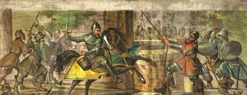 5 самых идиотских поводов для войны в истории (13фото)
