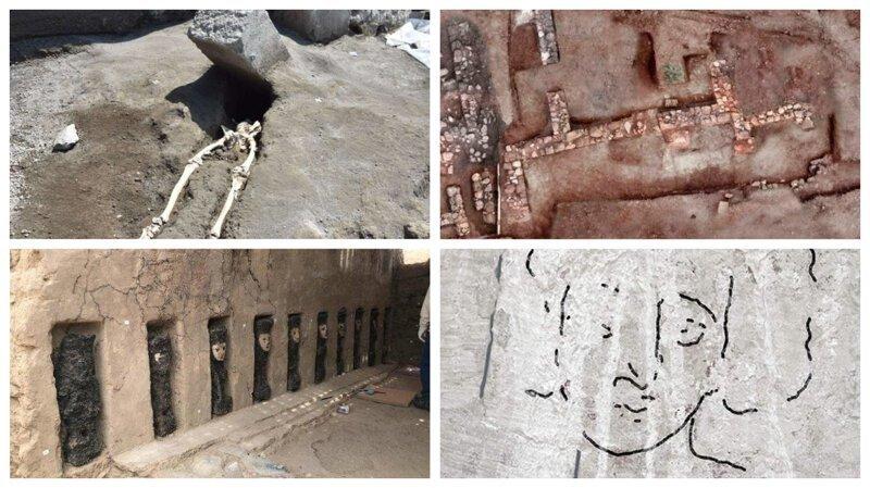 Самые неожиданные и интересные археологические находки 2018 года (10фото)