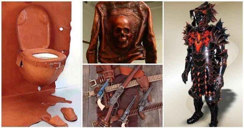 Кайф в коже: 35 примеров истинного наслаждения для всех органов чувств (36фото)