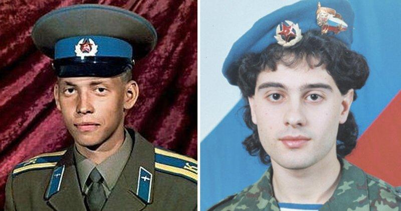 15 фото российских звезд, которые не «откосили» от армии (16фото)