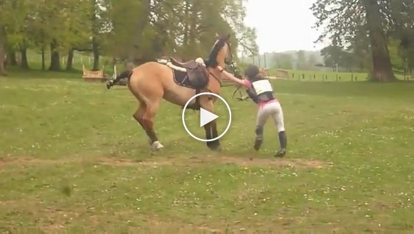 Падения с лошади