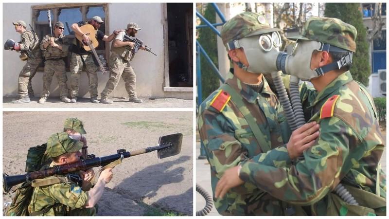Когда военные шутят (21фото)