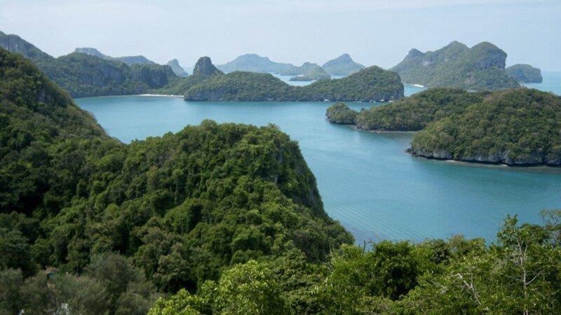 Тайны океана: 10 загадочных островов нашей планеты (10фото)
