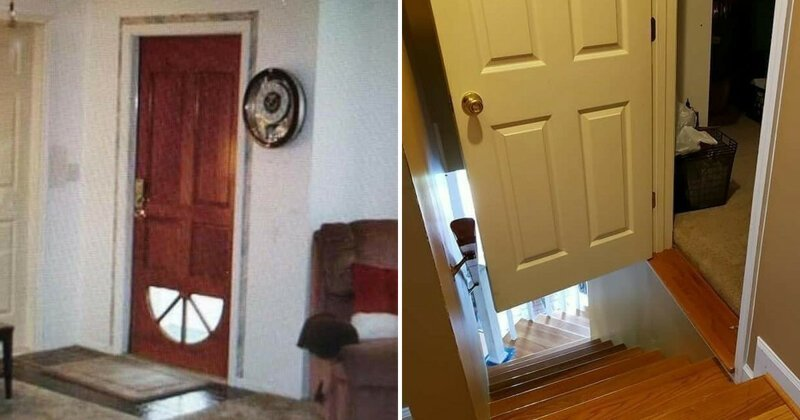 Когда казалось бы, что удивить уже нечем... а тут — бац и... двери! (19фото)