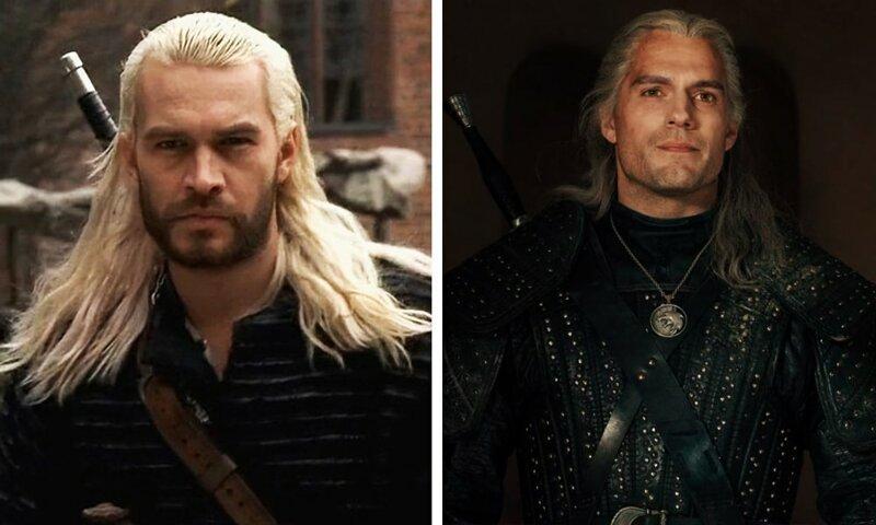 2001 VS 2019: как выглядели герои сериала «Ведьмак» в разных экранизациях (10фото)