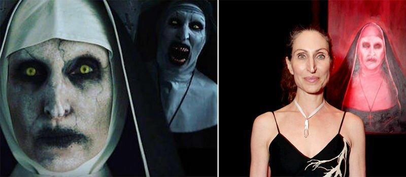 Самые страшные персонажи из фильмов ужасов и их исполнители в обычной жизни (12фото)