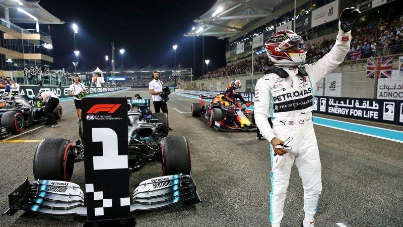 Десять рекордов F1, которые были побиты в 2019 году (11фото)