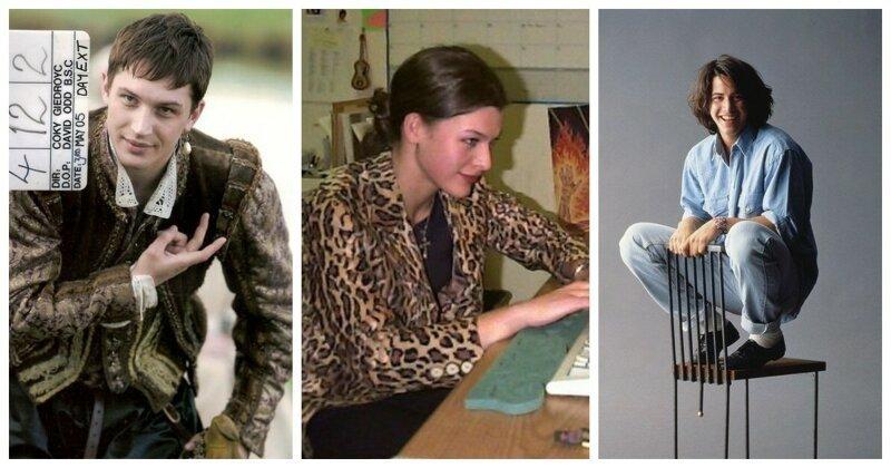 Дюжина всем известных актёров Голливуда: тогда и сейчас (25фото)