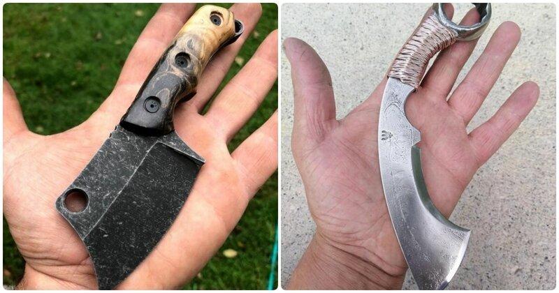 20 красивых и брутальных ножей, которыми мужики хвастаются в интернете (21фото)