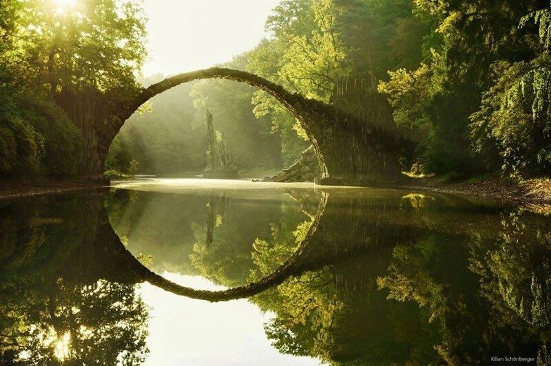 Старинные мосты со всего мира (40фото)