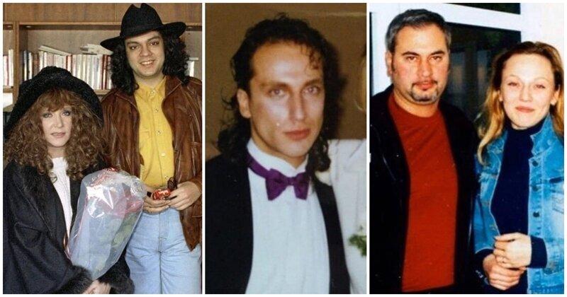 Как выглядели артисты в 90-е: 16 редких кадров с отечественными знаменитостями (17фото)