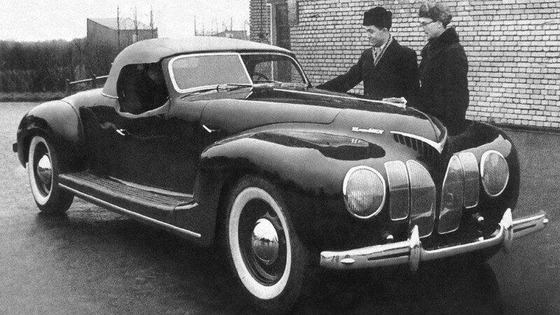 10 отечественных автомобилей, о существовании которых вы даже не догадывались (11фото)